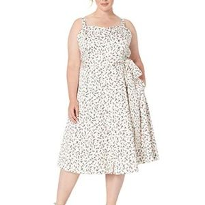 Rachel Roy plus size clara ditsy floral dress 18W